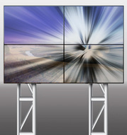 Flat panel monitors, flat screen rental, HD broadcast, HD camera rental, LCD Flat Panel Monitor for rent.